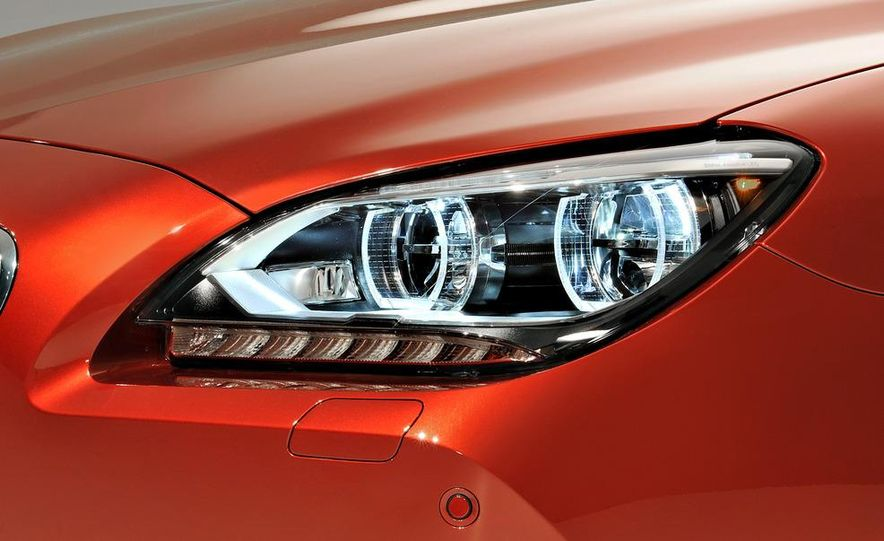 2012 BMW 650i coupe - Slide 37