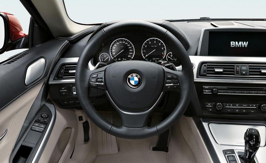 2012 BMW 650i coupe - Slide 45