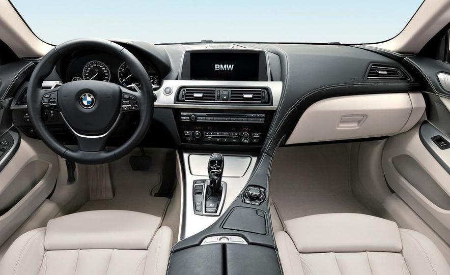 2012 BMW 650i coupe - Slide 44