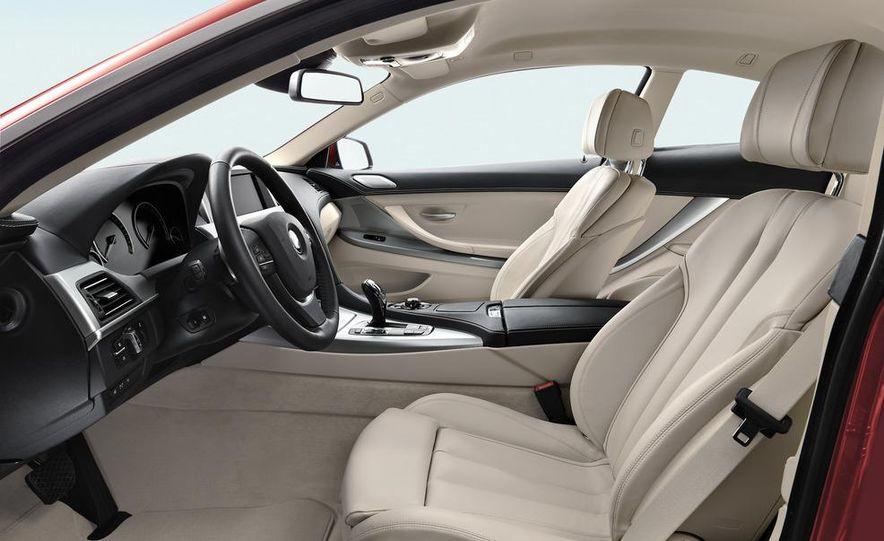 2012 BMW 650i coupe - Slide 42