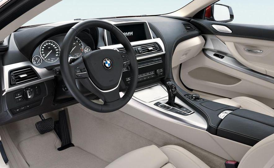 2012 BMW 650i coupe - Slide 43
