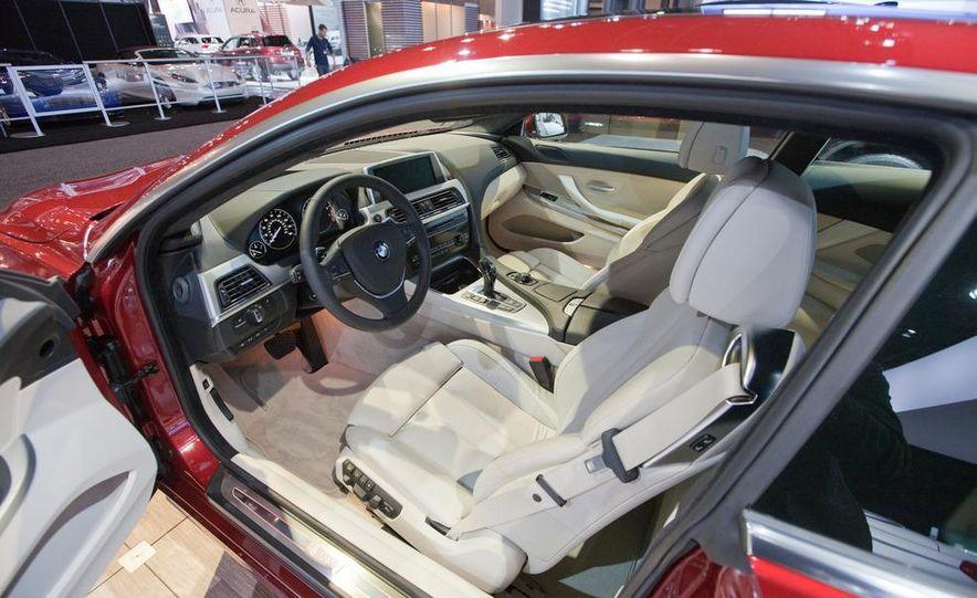 2012 BMW 650i coupe - Slide 22