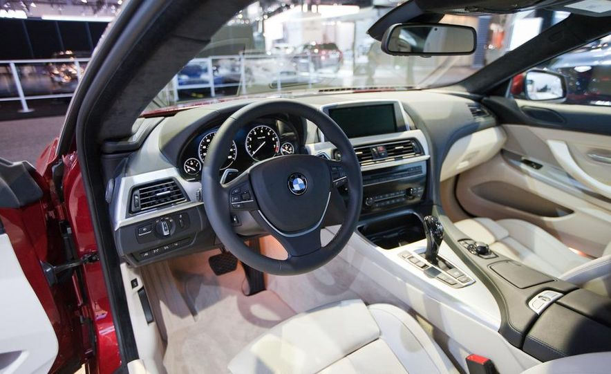 2012 BMW 650i coupe - Slide 23
