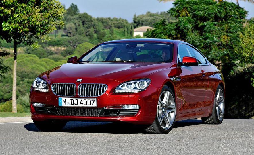 2012 BMW 650i coupe - Slide 25
