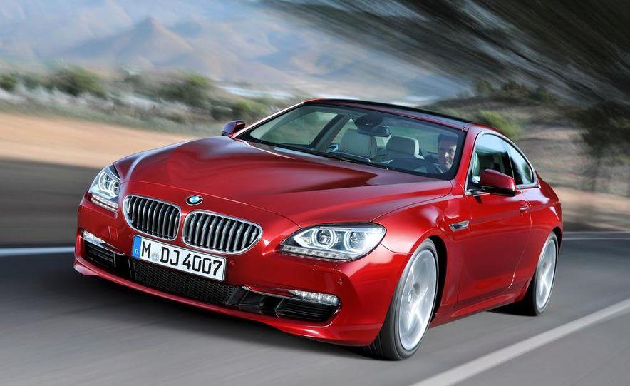 2012 BMW 650i coupe - Slide 26