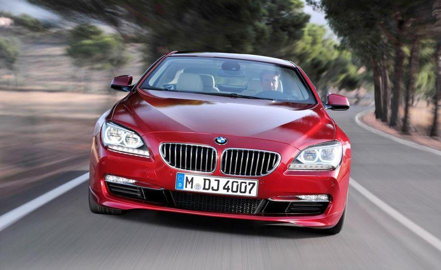 2012 BMW 650i coupe - Slide 27