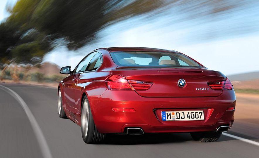 2012 BMW 650i coupe - Slide 29