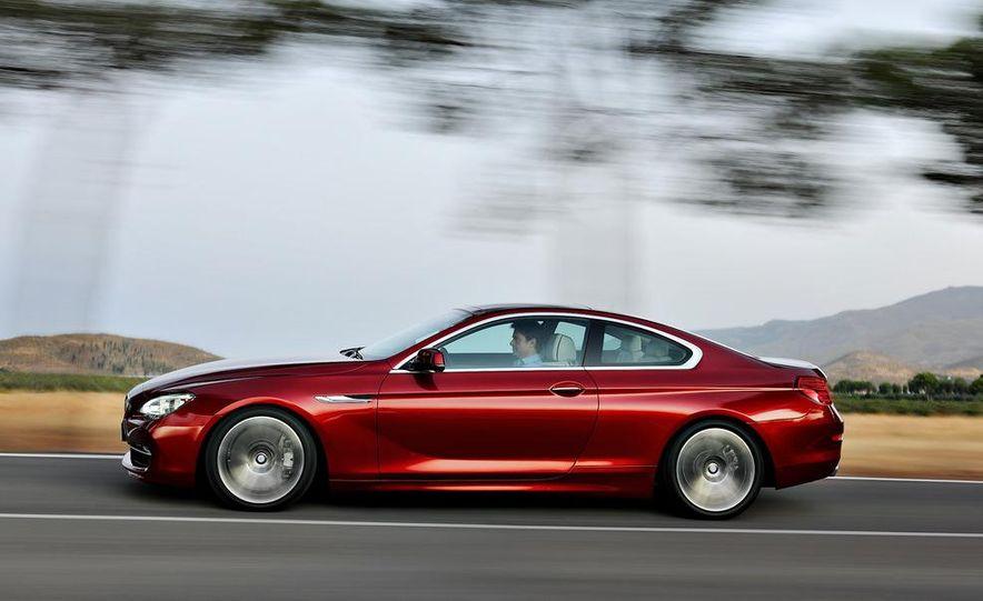 2012 BMW 650i coupe - Slide 30