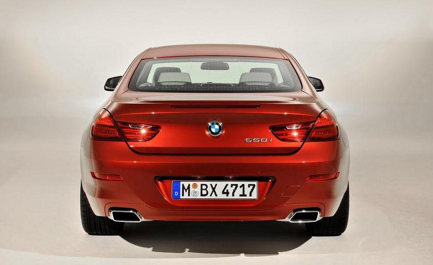 2012 BMW 650i coupe - Slide 32