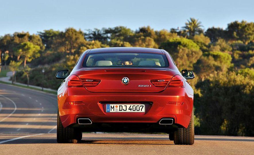 2012 BMW 650i coupe - Slide 31