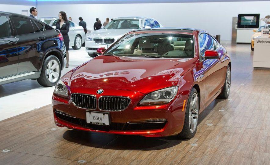 2012 BMW 650i coupe - Slide 2