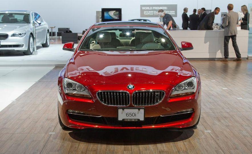 2012 BMW 650i coupe - Slide 3
