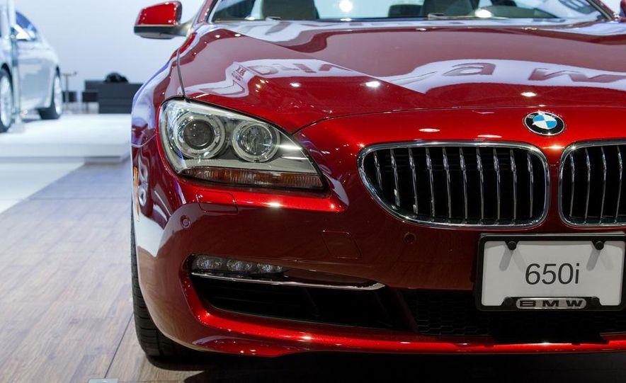2012 BMW 650i coupe - Slide 8