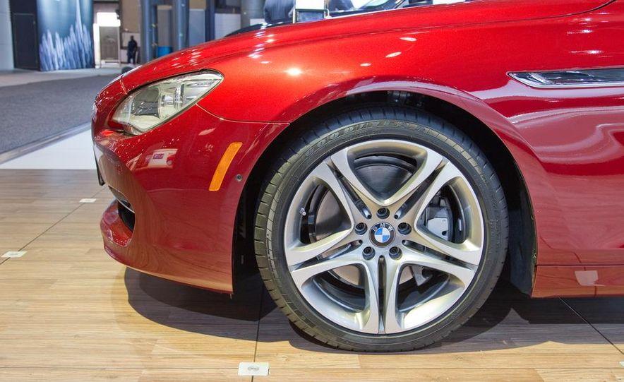 2012 BMW 650i coupe - Slide 9