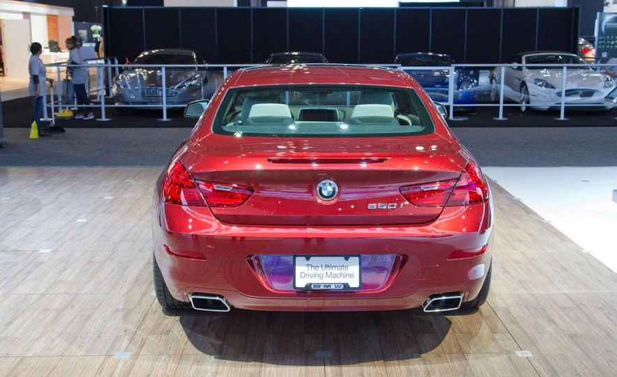 2012 BMW 650i coupe - Slide 5