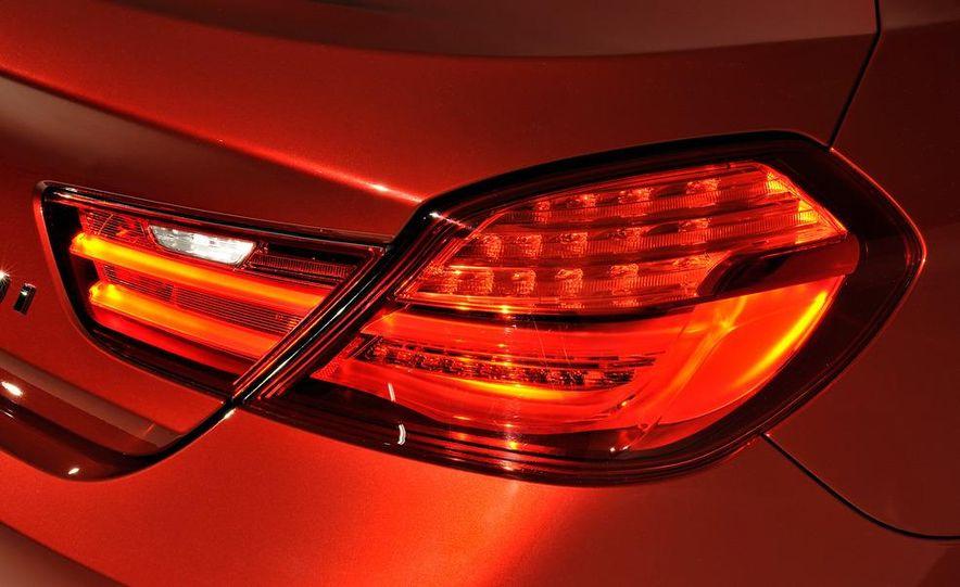2012 BMW 650i coupe - Slide 38