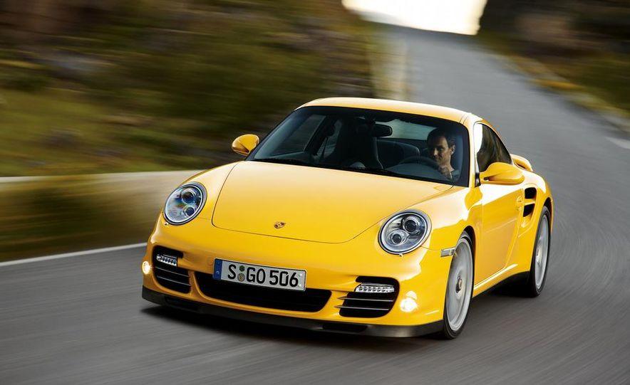 2013 Porsche 911 Turbo coupe (spy photo) - Slide 9