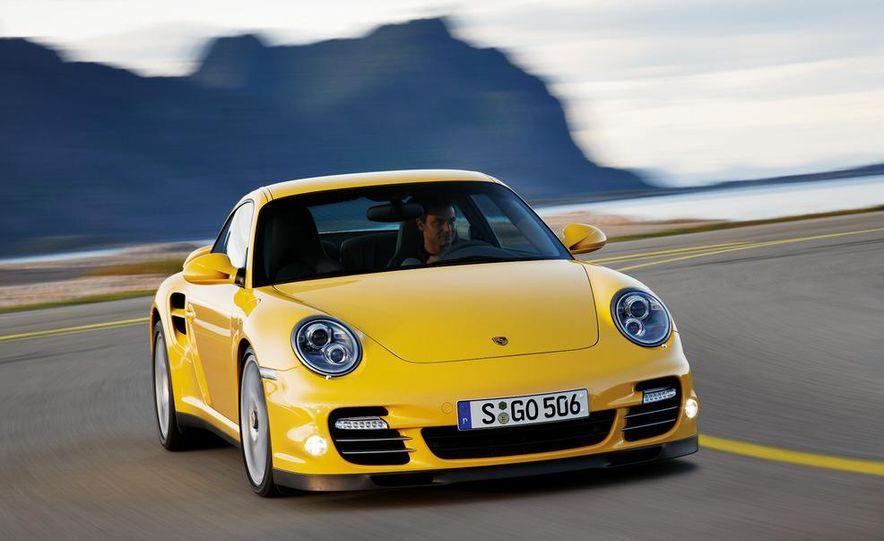 2013 Porsche 911 Turbo coupe (spy photo) - Slide 10