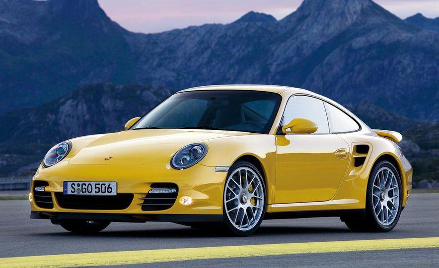 2013 Porsche 911 Turbo coupe (spy photo) - Slide 20