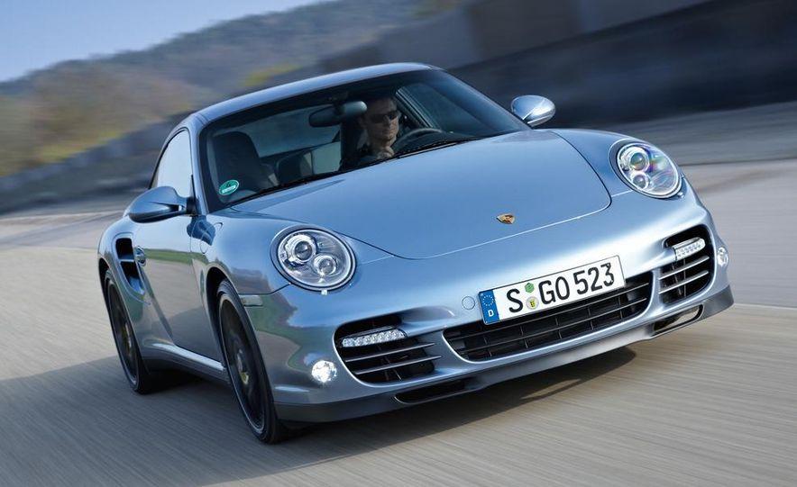 2013 Porsche 911 Turbo coupe (spy photo) - Slide 26