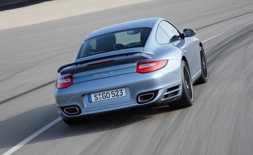 2013 Porsche 911 Turbo coupe (spy photo) - Slide 27