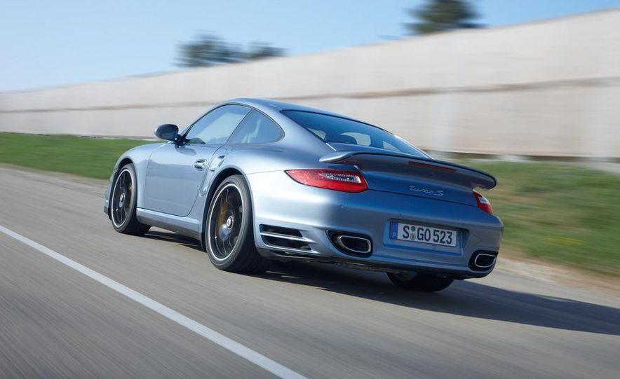 2013 Porsche 911 Turbo coupe (spy photo) - Slide 29