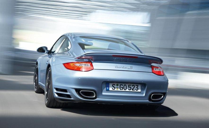 2013 Porsche 911 Turbo coupe (spy photo) - Slide 31