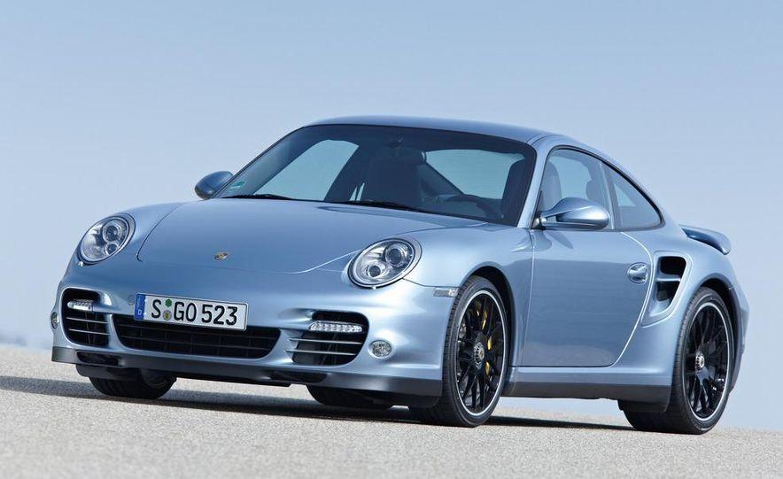 2013 Porsche 911 Turbo coupe (spy photo) - Slide 32
