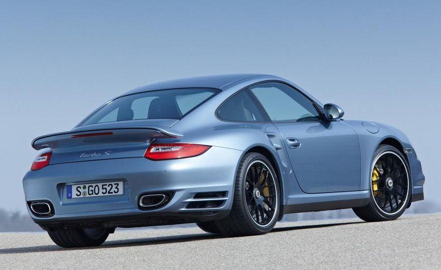 2013 Porsche 911 Turbo coupe (spy photo) - Slide 33