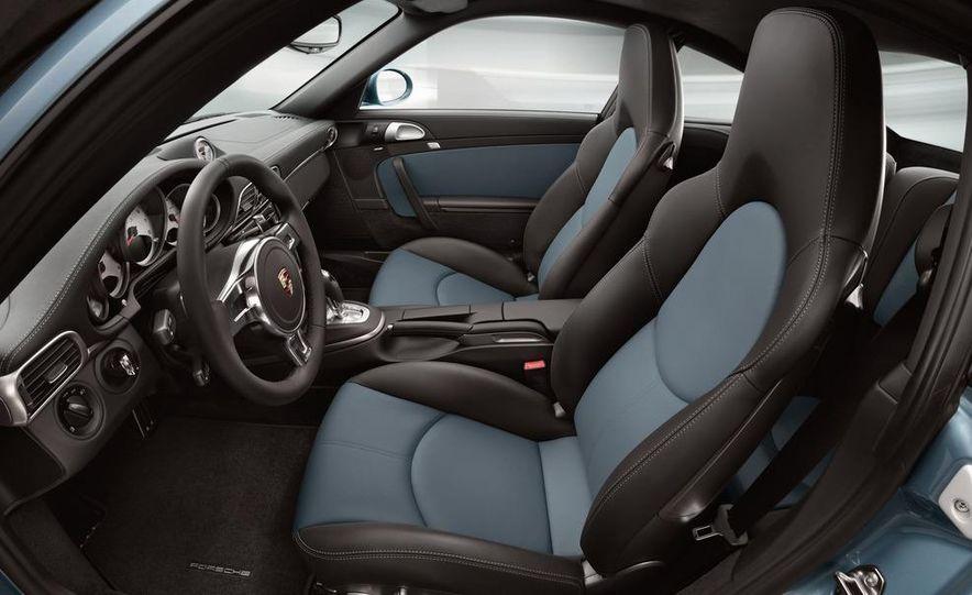 2013 Porsche 911 Turbo coupe (spy photo) - Slide 40