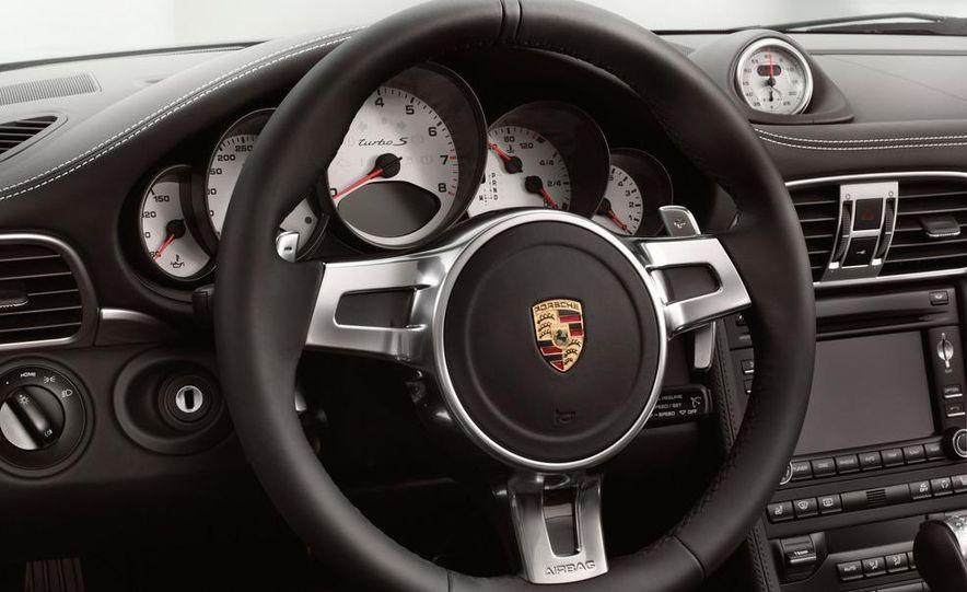 2013 Porsche 911 Turbo coupe (spy photo) - Slide 41