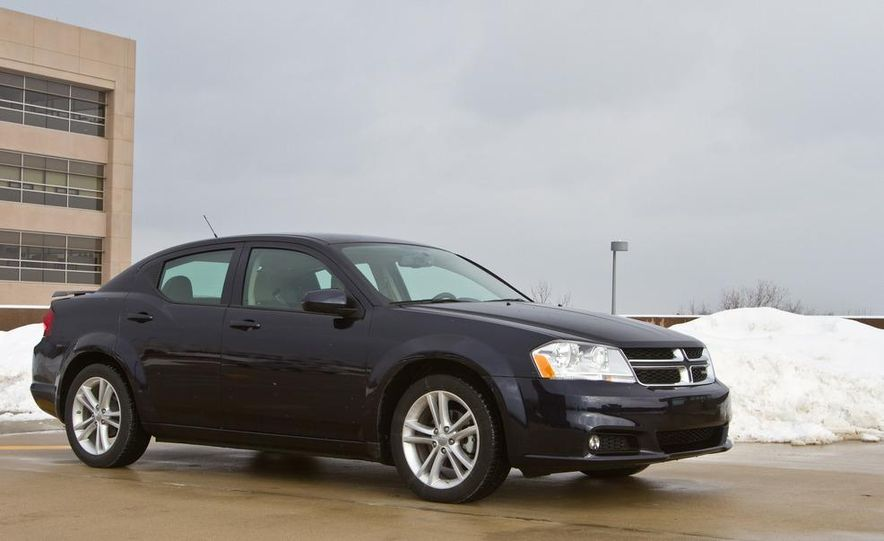 2011 Dodge Avenger Heat - Slide 1