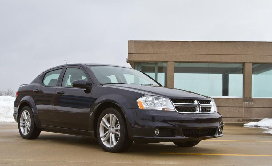 2011 Dodge Avenger Heat - Slide 2