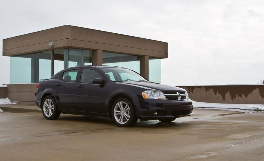 2011 Dodge Avenger Heat - Slide 3
