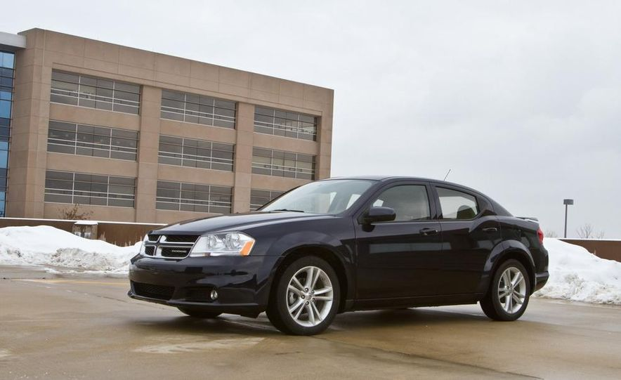 2011 Dodge Avenger Heat - Slide 4