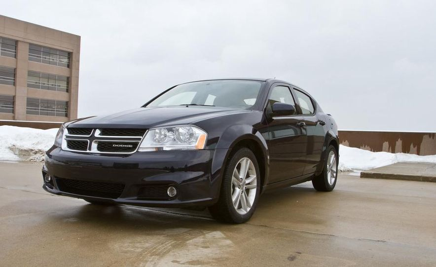 2011 Dodge Avenger Heat - Slide 5