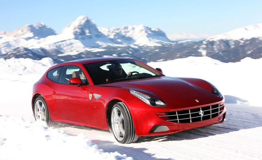2012 Ferrari FF - Slide 15