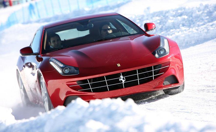 2012 Ferrari FF - Slide 16