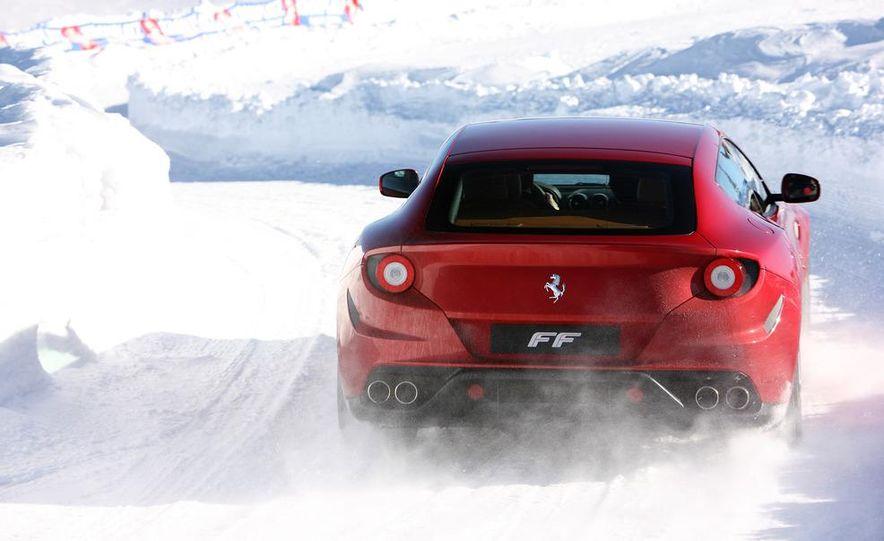 2012 Ferrari FF - Slide 25