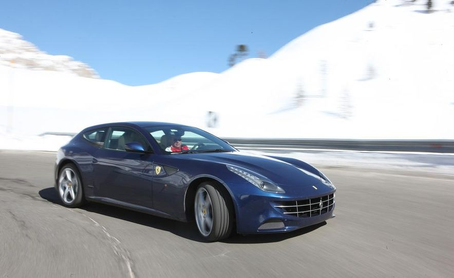 2012 Ferrari FF - Slide 36