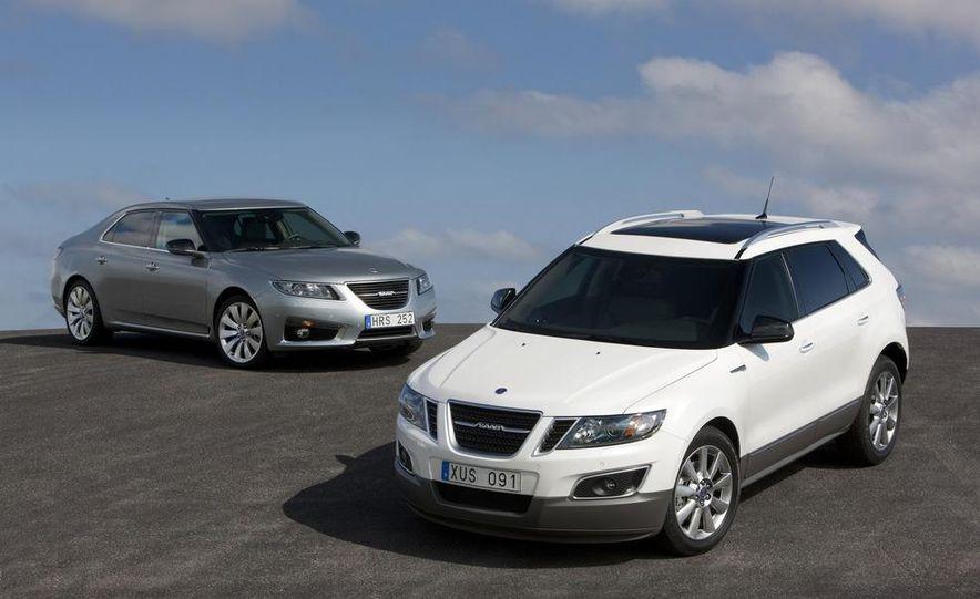 2011 Saab 9-4X - Slide 11