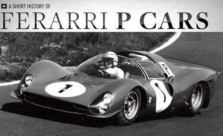 A Short History of Ferrari P Cars