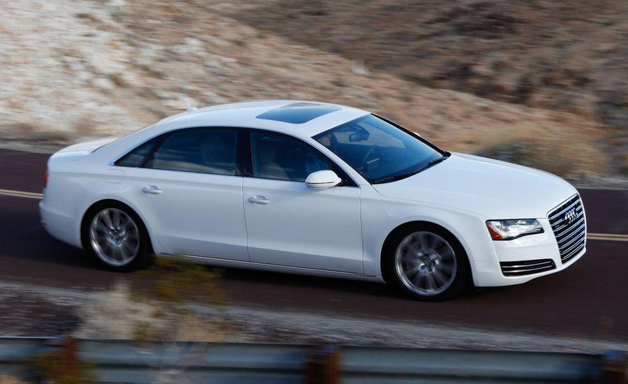 2011 Audi A8L
