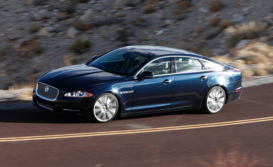 Audi AL Vs BMW Li Jaguar XJL Supercharged - 2011 jaguar xjl reviews