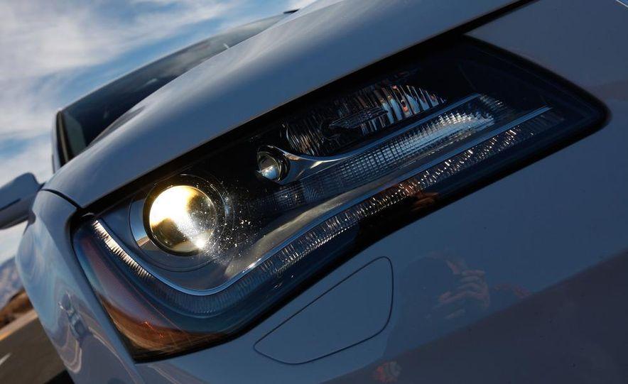 2011 Jaguar XJL Supercharged, 2011 Audi A8L, and 2011 BMW 750Li - Slide 70