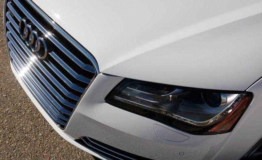 2011 Jaguar XJL Supercharged, 2011 Audi A8L, and 2011 BMW 750Li - Slide 67