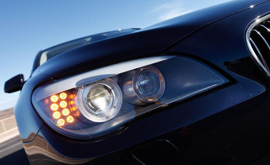 2011 Jaguar XJL Supercharged, 2011 Audi A8L, and 2011 BMW 750Li - Slide 18