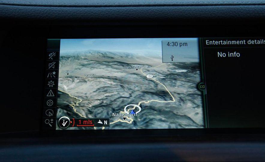 2011 Jaguar XJL Supercharged, 2011 Audi A8L, and 2011 BMW 750Li - Slide 23