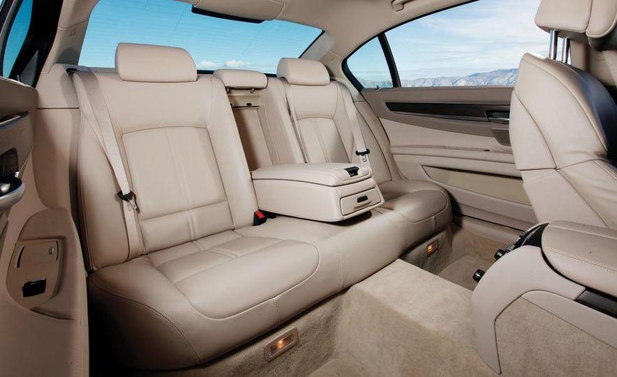 2011 Jaguar XJL Supercharged, 2011 Audi A8L, and 2011 BMW 750Li - Slide 20