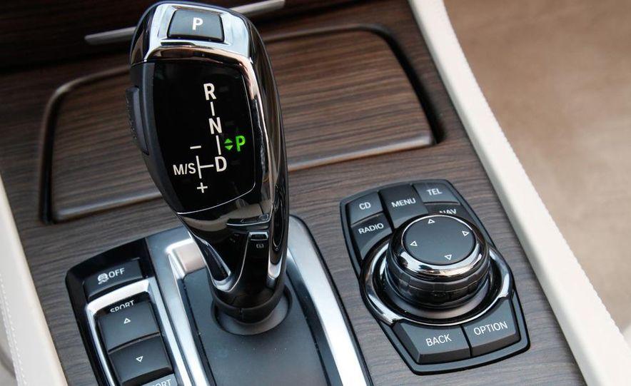 2011 Jaguar XJL Supercharged, 2011 Audi A8L, and 2011 BMW 750Li - Slide 22